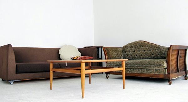 家具を全部揃えると