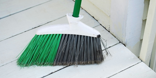 一人暮らし用の掃除